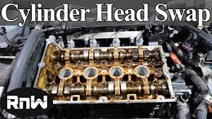 how to remove and replace a cylinder head and gasket on a 4 cylinder how to remove and replace a cylinder head and gasket on a 4 cylinder engine part i
