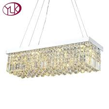rectangular crystal chandelier rectangle pendant light dripping in crystals crystal chandelier modern raindrop crystal rectangular chandelier