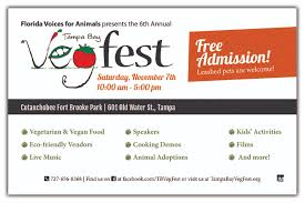 half page flyer tampa vegfest flyers josh makar graphics web design