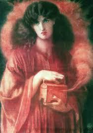 dante gabriel rossetti painting