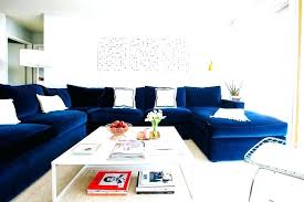 more images of navy sectional couch tags sofa with white piping
