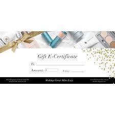 Gift E Certificate