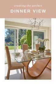 create the perfect view for dinner any time of the year by choosing garden plants which