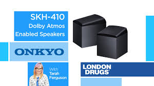 onkyo dolby atmos speakers. onkyo dolby atmos-enabled speaker system (skh-410 ) - #ldtech product q\u0026a with tarah ferguson youtube atmos speakers