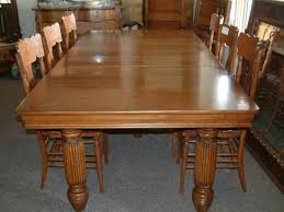 full size of antique oak dining room furniture 10906 for new residence chairs remodel mission set