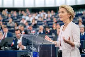Ursula von der Leyen stellt dem Plenum ihre Leitlinien vor | Aktuelles