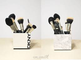 marble makeup brushes. diy_marble_makeup_brush_holder_tutorial_howto_emsmith_1aa diy_marble_makeup_brush_holder_tutorial_howto_emsmith_before_and_after marble makeup brushes