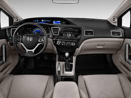 Image: 2013 Honda Civic Coupe 2-door Auto EX Dashboard, size: 1024 ...
