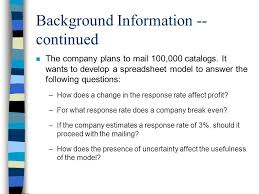 Background Information Example Choice Image - Resume Cover Letter ...