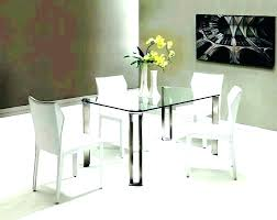 glass top dining table set 4 chairs below 10000 6 and round dining table set