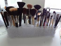 ideas for makeup brush holders home design ideas 12 ikea makeup storage ideas you ll love