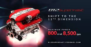 ferrari 812 engine. ferrari 812 superfast | a v12 engine delivering extreme performance || 8 hp at 85 rpm, the new of is concentrate t