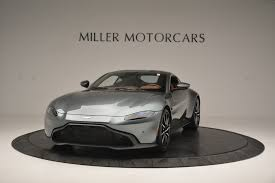 New 2019 Aston Martin Vantage Coupe For Sale Miller Motorcars Stock A1316