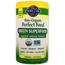 Garden Of Life Superfood <b>Raw Organic Perfect Food</b>
