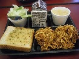 School Cafeteria Spaghetti Recipe Just A Pinch Recipes
