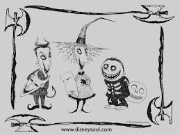 pictures hocus pocus coloring pages nightmare before book new