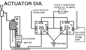 actuator wiring diagram actuator image wiring diagram 2 wire door lock actuator wiring diagram images on actuator wiring diagram