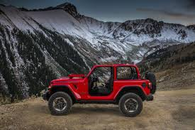 2018 jeep wrangler everything we know