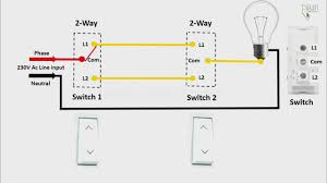 How To Wire A 2 Way Light Switch 2 Way Light Switch Diagram In Engilsh 2 Way Light Switch Wiring In Engilsh Earth Bondhon