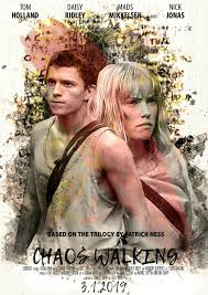 Chaos Walking Poster Design made by ...