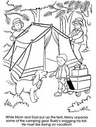 Campsite Drawing At Getdrawingscom Free For Personal Use Campsite