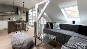 Beautiful Attic Apartment with Clever Design Features (Includes Floor Plans)