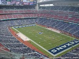 Texans Reliant Stadium Seating Chart True To Life Nrg Seat View Nrg Football Seating Chart