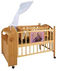 china baby wooden bed 5110c china baby wooden