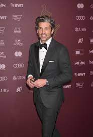 Patrick Dempsey On Meredith Grey In Grey's Anatomy