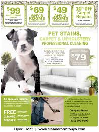carpet cleaning flyer cleaning flyer 8 5 x 11 c0003