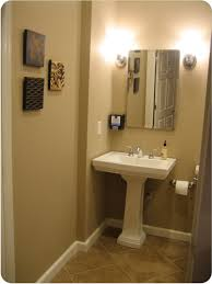 elegant bathroom pedestal sink
