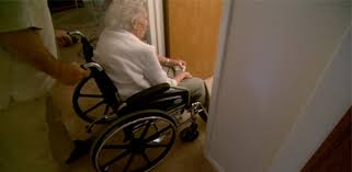 How Wide Does A Doorway Need To Be For A Wheelchair