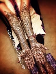 Indian Wedding Henna Designs Mendhi Design For An Indian Wedding Desi Bridal Henna
