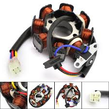 <b>Motorcycle</b> Electrical & Ignition Parts <b>Generator Stator</b> Coil 18 Poles ...