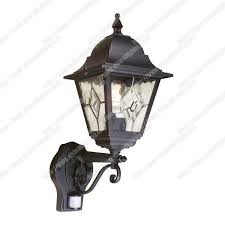 norfolk 1 light up wall lantern with