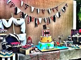 Pirate Decoration Ideas Pirate Dessert Table Pirate Birthday Cake