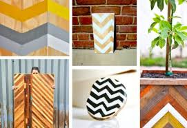 chevron painted furniture. Chevron On Wood Painted Furniture E