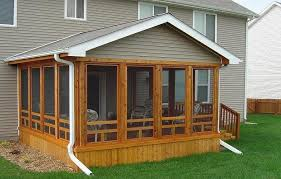 screened in porch plans. The Screened In Porch Design Ideas To Create Custom : Cedar Plans E