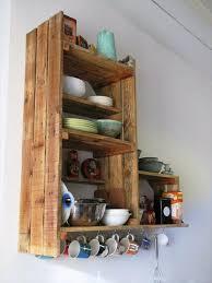 diy pallet kitchen cabinet