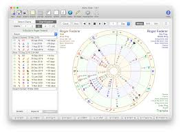 Lunar Return Chart Free Astro Gold For Macos Elegant Astrological Software For Mac