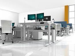 standing desk office. Custom AMQ Solutions Furniture Standing Desks Desk Office