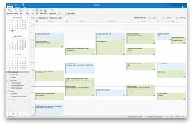Free Microsoft Calendar Microsoft Offers Free Outlook For Mac Preview To Test Google