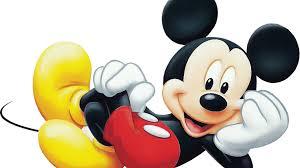 Imagens Mickey Mouse PNG - Mickey Deitado PNG Transparente Grátis!