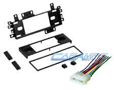 jeep cherokee wiring harness jeep car stereo radio cd player dash installation trim kit wiring harness fits