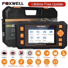<b>Foxwell</b> NT634Pro Four Systems <b>OBD2</b> Diagnostic Tool ABS SRS ...