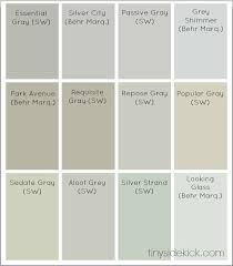 Elegant Best Neutral Paint Colors From Sherwin Williams And Behr Marquee
