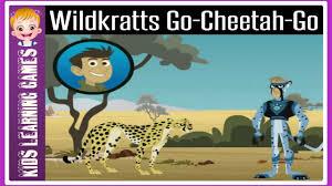 wild kratts full episodes wild kratts go cheetah go full episode game
