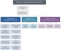Risk Management Org Chart Oma Services