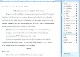 apa format on word apa format sample paper word expin franklinfire co