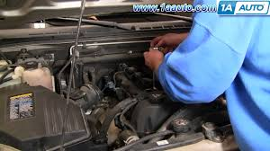 how to install replace spark plugs chevy colorado 1aauto com youtube 2007 Colorado Fuse Box Replacement 2007 Colorado Fuse Box Replacement #37 Electrical Fuse Box Replacement